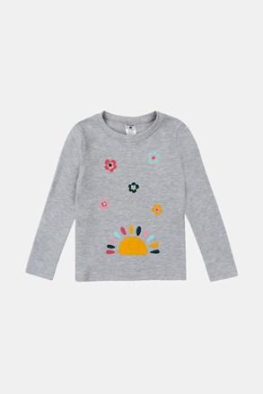 Dívčí tričko Happy