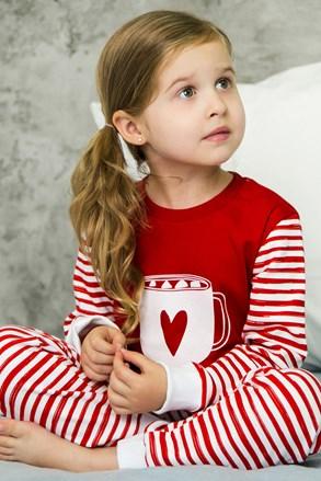 Dívčí pyžamo Heart