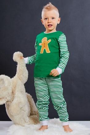 Pijama baieti Ginger