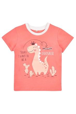 Dívčí tričko Dinos