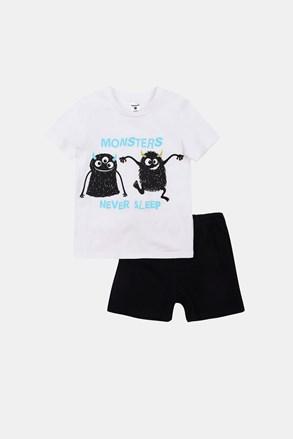 Chlapecké svítící pyžamo Monsters