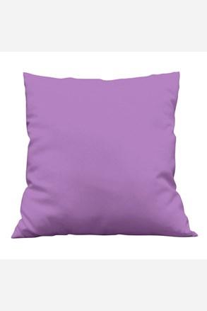 Povlak na polštářek Uni lila