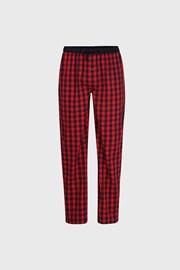 Pánské pyžamové kalhoty Mars Red