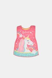 Dětská zástěra Unicorn