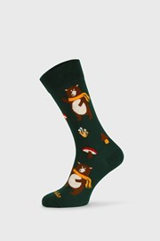 Ponožky Fusakle Medvěd