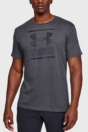 Tricou Under Armour Foundation, gri