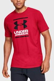Červené tričko Under Armour Foundation