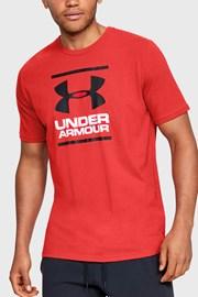 Oranžové tričko Under Armour Foundation