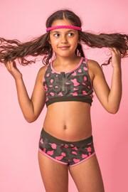 Dívčí dvoudílné plavky Lea