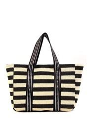 Dámská plážová taška Elle černá