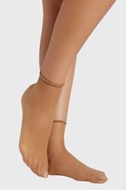 2 PACK dámských punčochových ponožek 10 DEN II