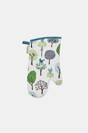 Kuchyňská rukavice Stromy