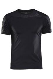 Tričko CRAFT Run Shade černé