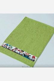 Dětský ručník Rujana Piráti zelený