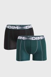 2 PACK černozelených boxerek DIM Flex Air