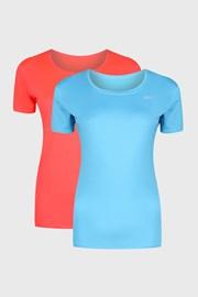 2 PACK sportovních triček Reebok Rani