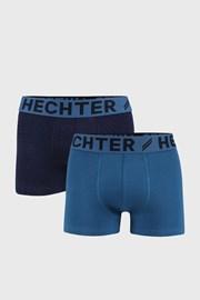 2 PACK modrých boxerek Must