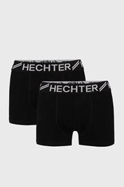 2 PACK černých boxerek Must