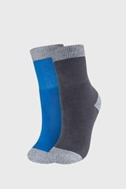 2 PACK chlapeckých ponožek Dipping