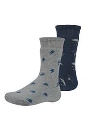 2 PACK dětských ponožek Ynisy
