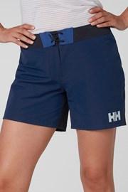 Pantalon scurt sport pentru femei Helly Hansen, albastru