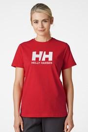 Dámské červené triko Helly Hansen