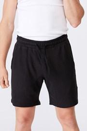 Černé šortky Supersoft