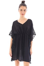 Plážové šaty Angela černé