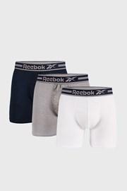 3 PACK boxerek Reebok Tolan