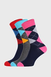 3 PACK ponožek Bellinda Crazy Socks
