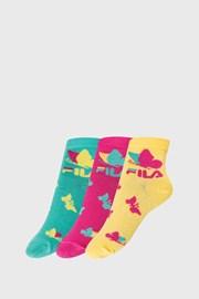 3 PACK dívčích ponožek FILA Waikiki