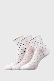3 PACK dámských ponožek Flagran