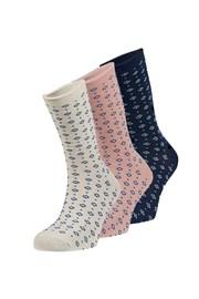 3 PACK dámských ponožek Timbel