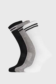 3 PACK vysokých ponožek Grover