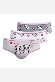 Trójpak dziewczęcych fig Pandy