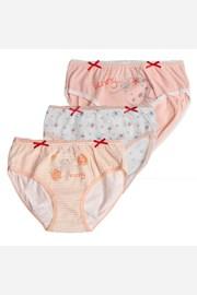 3 PACK dívčích kalhotek Sweet