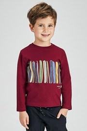 Chlapecké tričko s dlouhým rukávem Mayoral Coloring