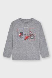 Chlapecké tričko s dlouhým rukávem Mayoral Positive