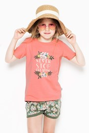 Dívčí pyžamo Flowers