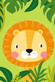Dětský ručník Lev
