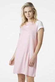 Dámské růžové šaty Helly Hansen