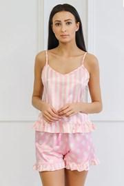 Pijama Marylou, din satin