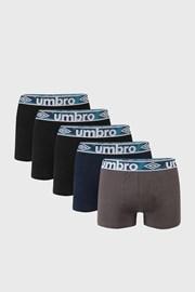 5 PACK boxerek Umbro