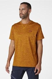 Oranžové tričko Helly Hansen