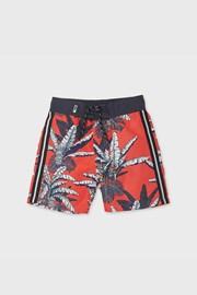 Chlapecké plavkové šortky Mayoral Tropical