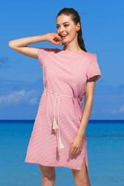 Dámské plážové šaty Pandora červené