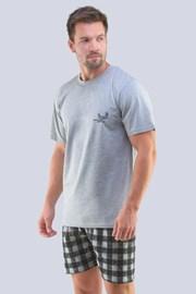 Světlešedé pyžamo Kason