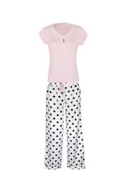 Дамска пижама Polka на точки