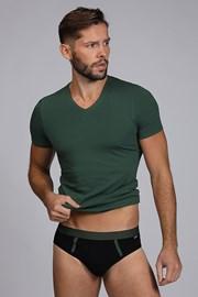 Pánský SET tričko a slipy Raw man zelené