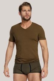 Pánský SET tričko a boxerky Dandy zelená